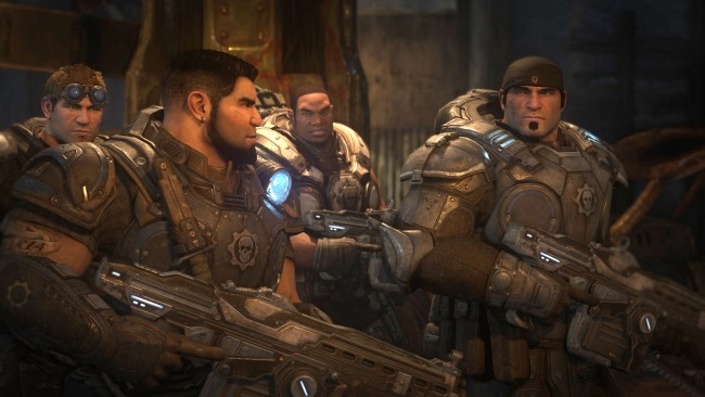 Gears of War Ultimate Edition 4