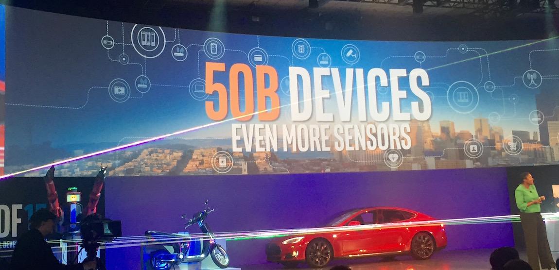 Intel IDF 2015, 5G, 2