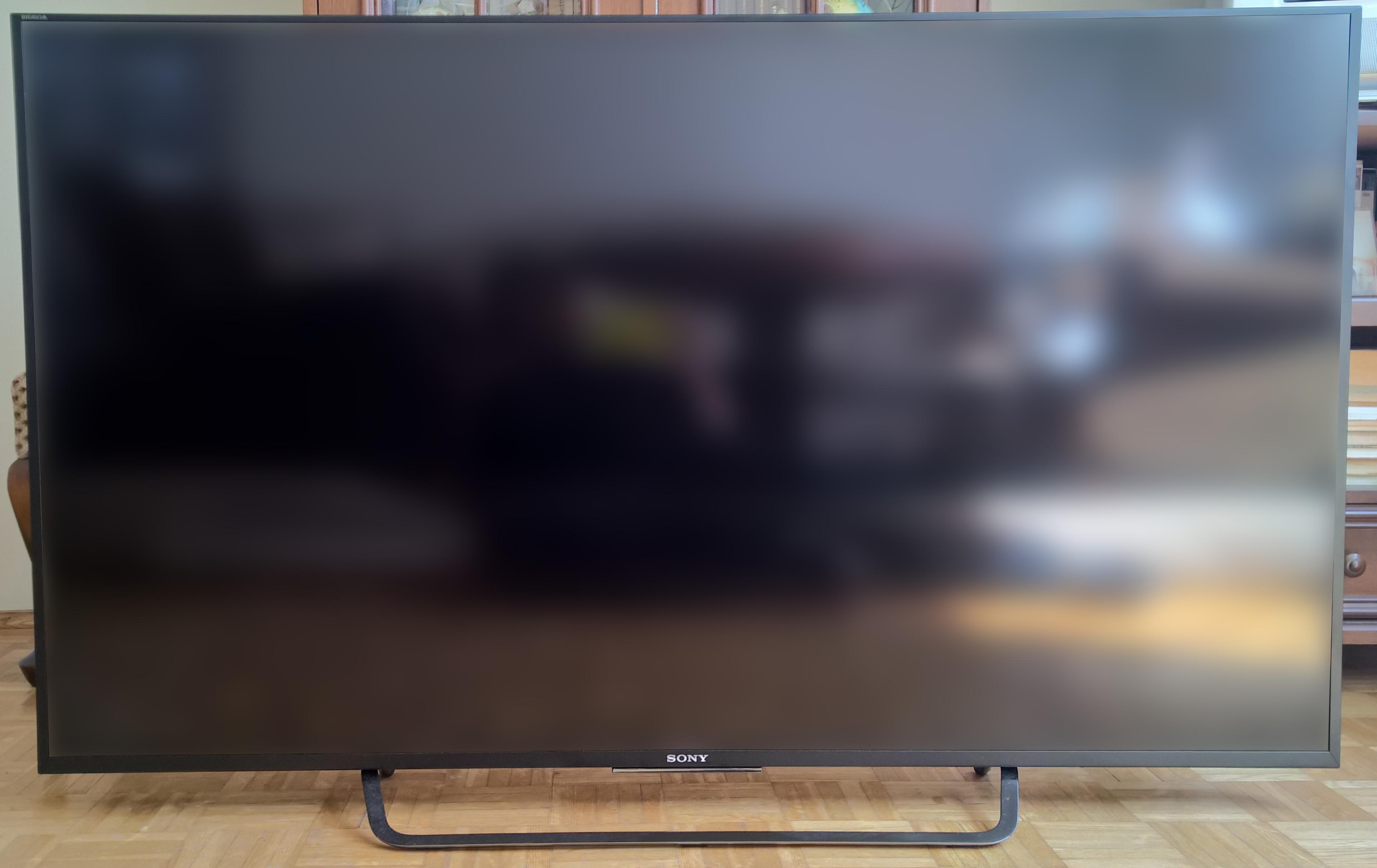 Wspaniały telewizor i problematyczny Android TV  Sony X85C