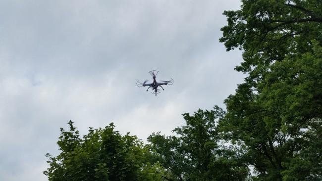 drona Syma X5SW lot (1)