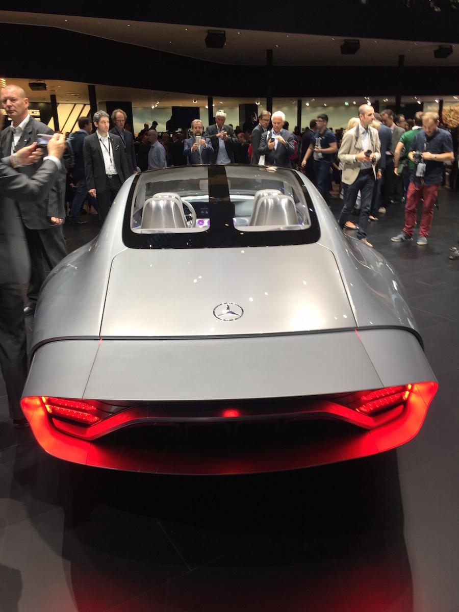 Mercedes IAA, 2