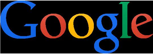 Stare logo Google