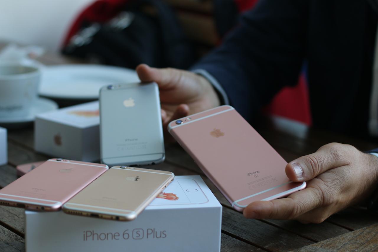 iphone 6s cena w plusie