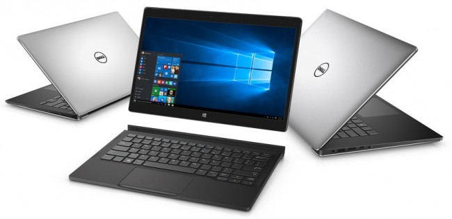 XPS 12, 13 and 15 Notebook Family