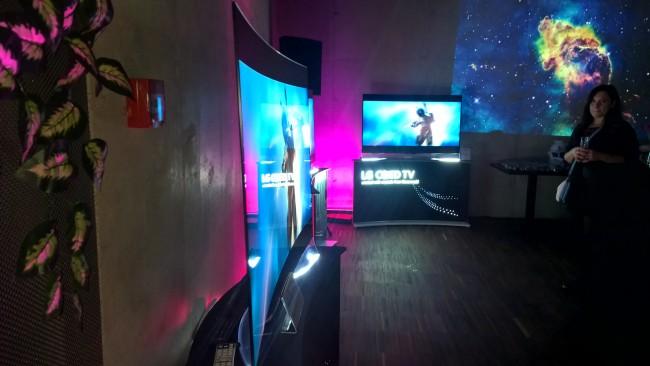 LG OLED 2015