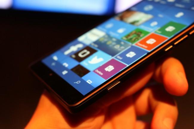 Lumia 950, 1