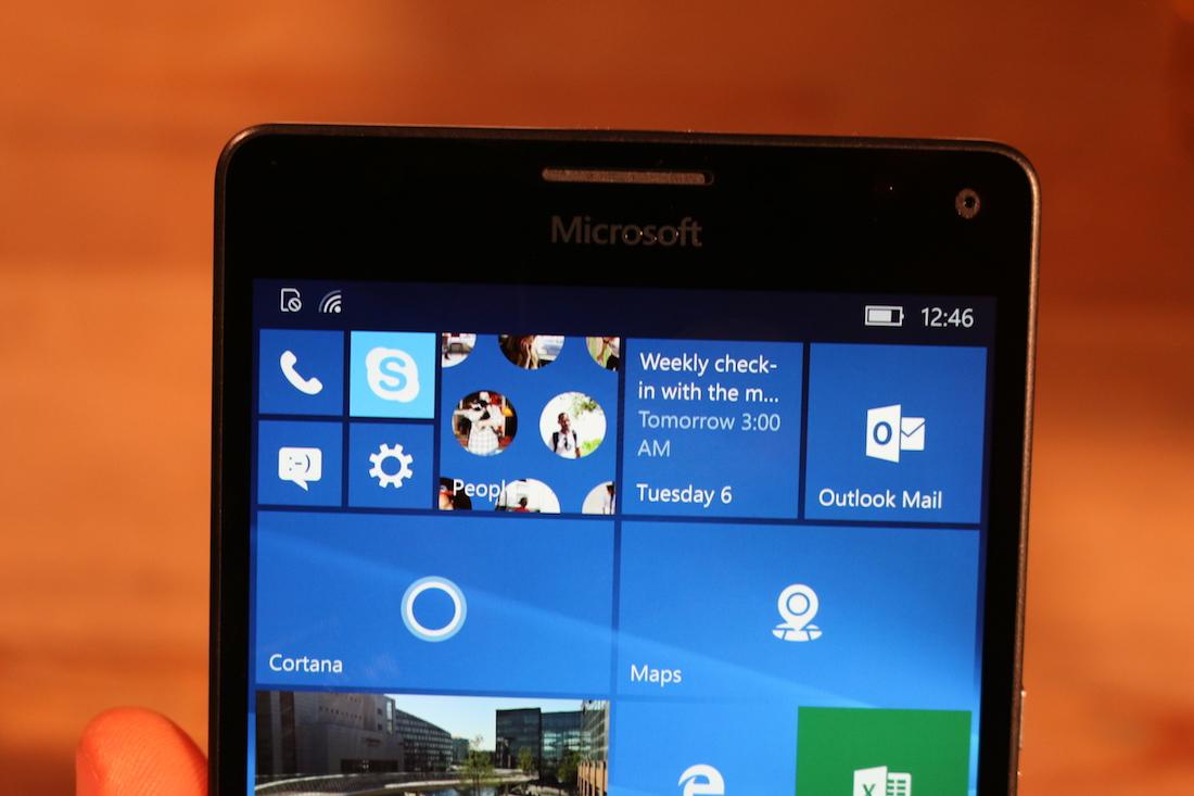 Lumia 950, 9