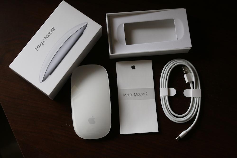 Magic Mouse 2, 8