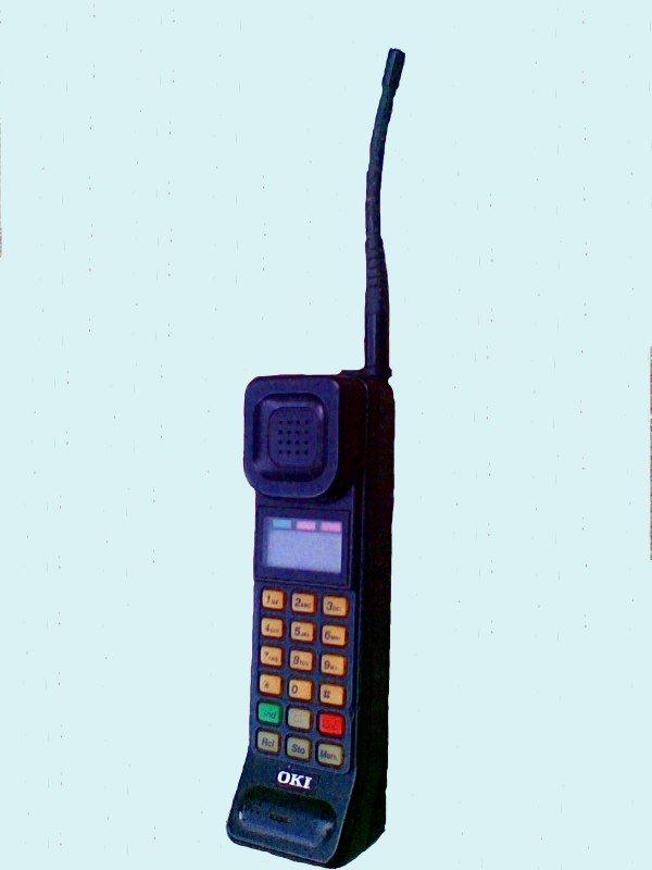 OKI_1990_mobile_phone