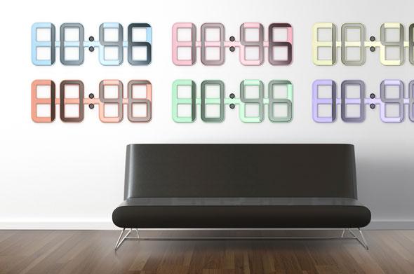 Tak, te zegary to też E-Ink. Źródło: eink.com