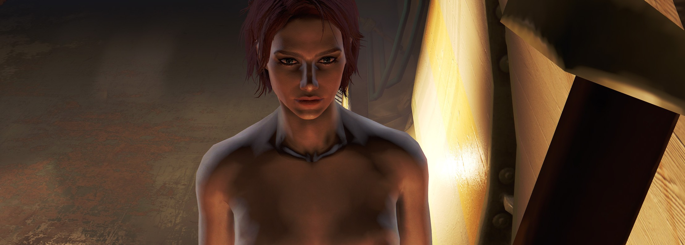 Fallout 4 naked mod hentia films