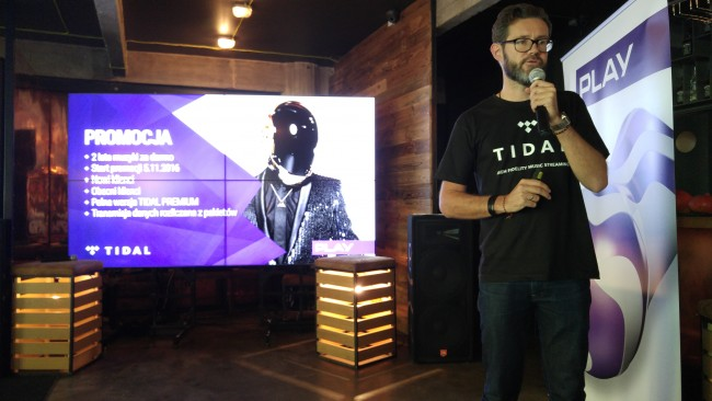 Play Tidal Premium za darmo