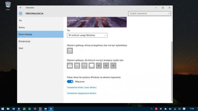 Windows może teraz sam dobierać nam atrakcyjne grafiki na ekran blokady