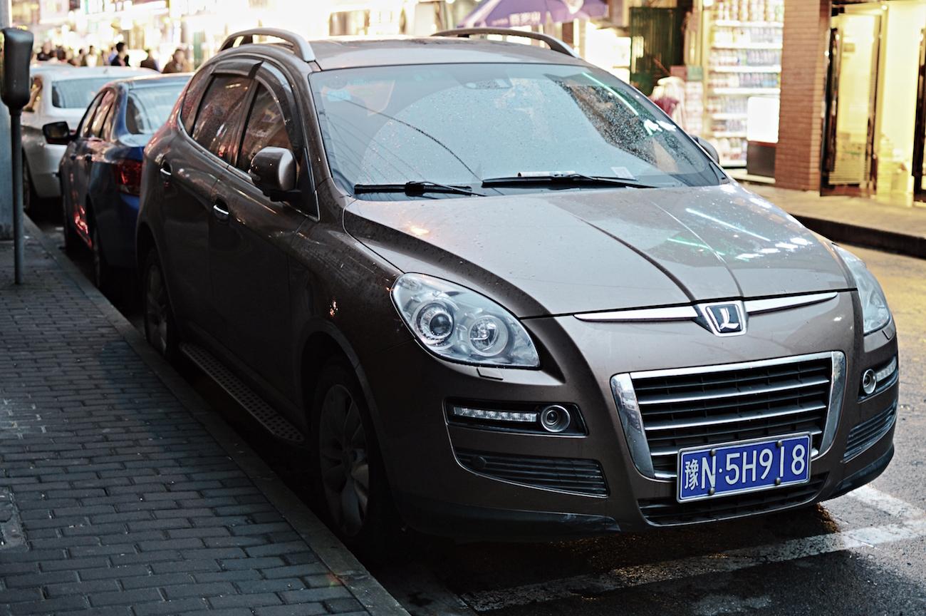 chiny samochody 11