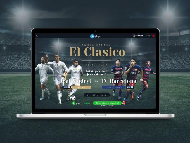 Gdzie oglądać mecz FC Barcelona - Real Madryt
