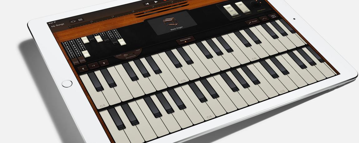 iPad Pro to genialne narzędzie dla muzyków