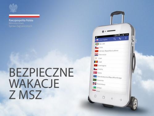 iPolak - aplikacja mobilna dla podróżnych