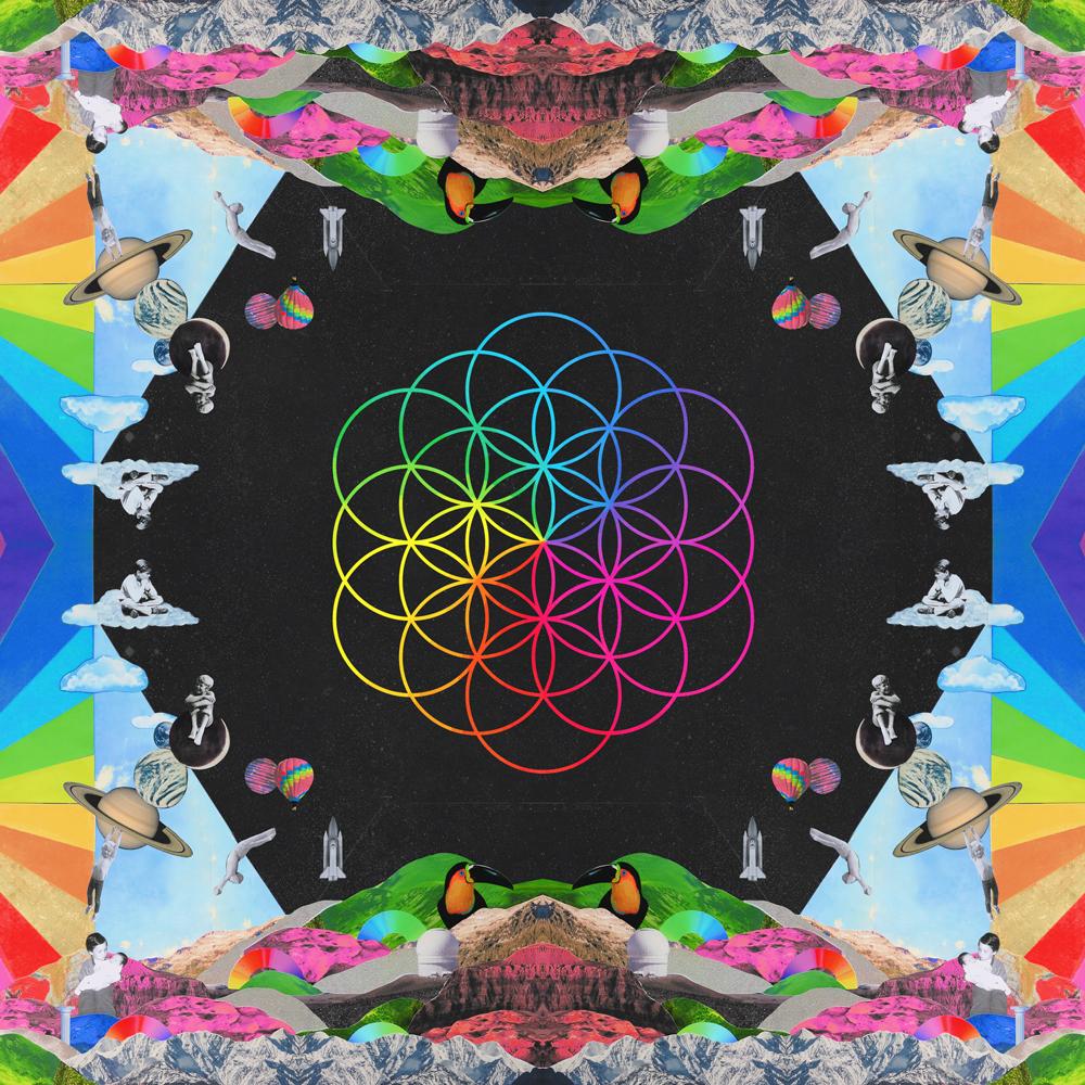 Okładka nowego albumu Coldplay