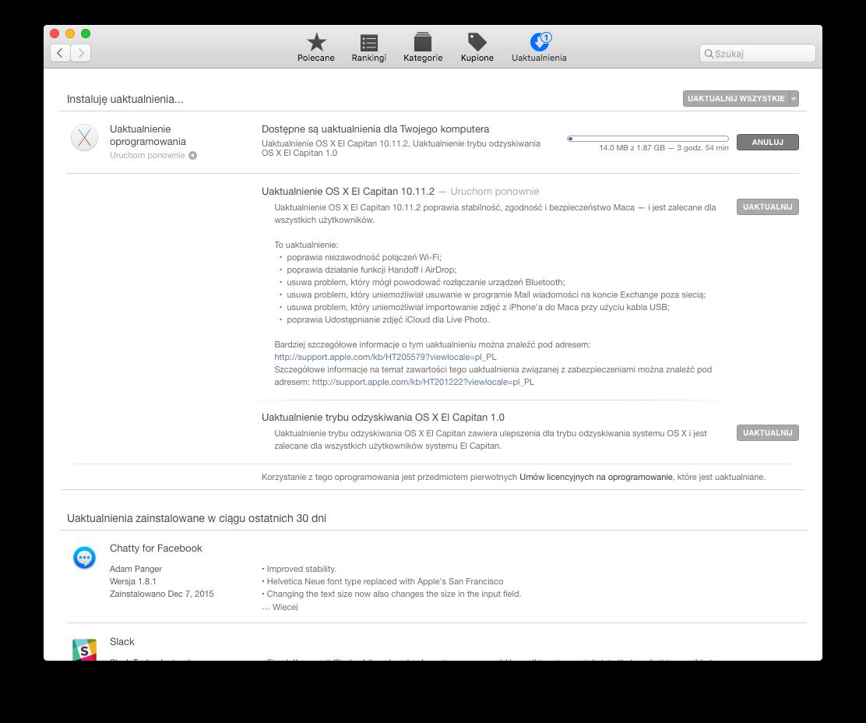 Guida Mac Installazione Hackintosh El Capitan 10 11: Apple Aktualizuje Swoje Systemy Operacyjne