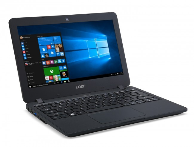 Acer TravelMate B117 czyli Chromebook z Windowsem