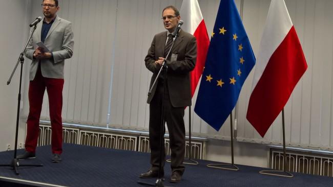 Guenther Landgraf, Kierownik Działu Inżynierii Infrastruktury Naziemnej, Dyrekcja Programów EO (Obserwacji Ziemi) ESA-ERSIN