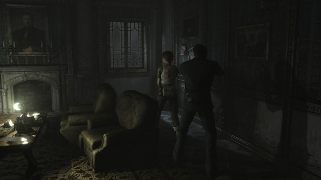 Resident Evil 0 HD willa