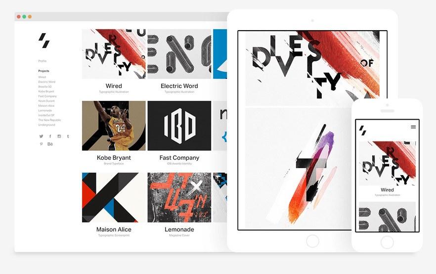 Adobe Portfolio to usługa, dzięki której stworzysz własną stronę online.