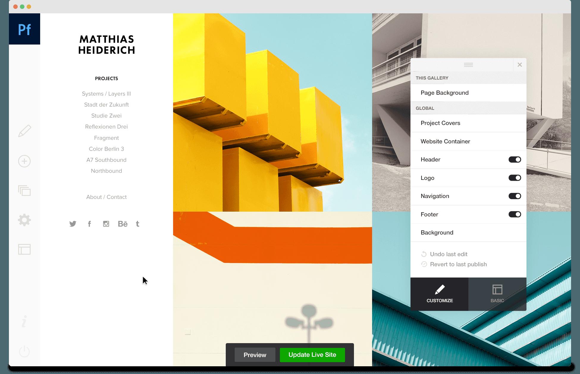 Adobe portfolio to strona, dzięki któej utworzysz własne portfolio online