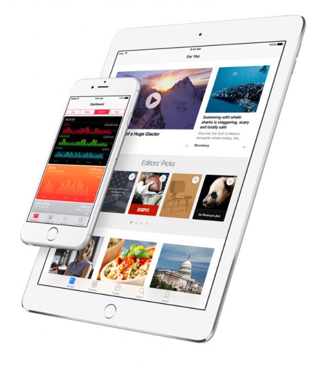iOS 9.3 - nowa wersja systemu do iPhone'a i iPada