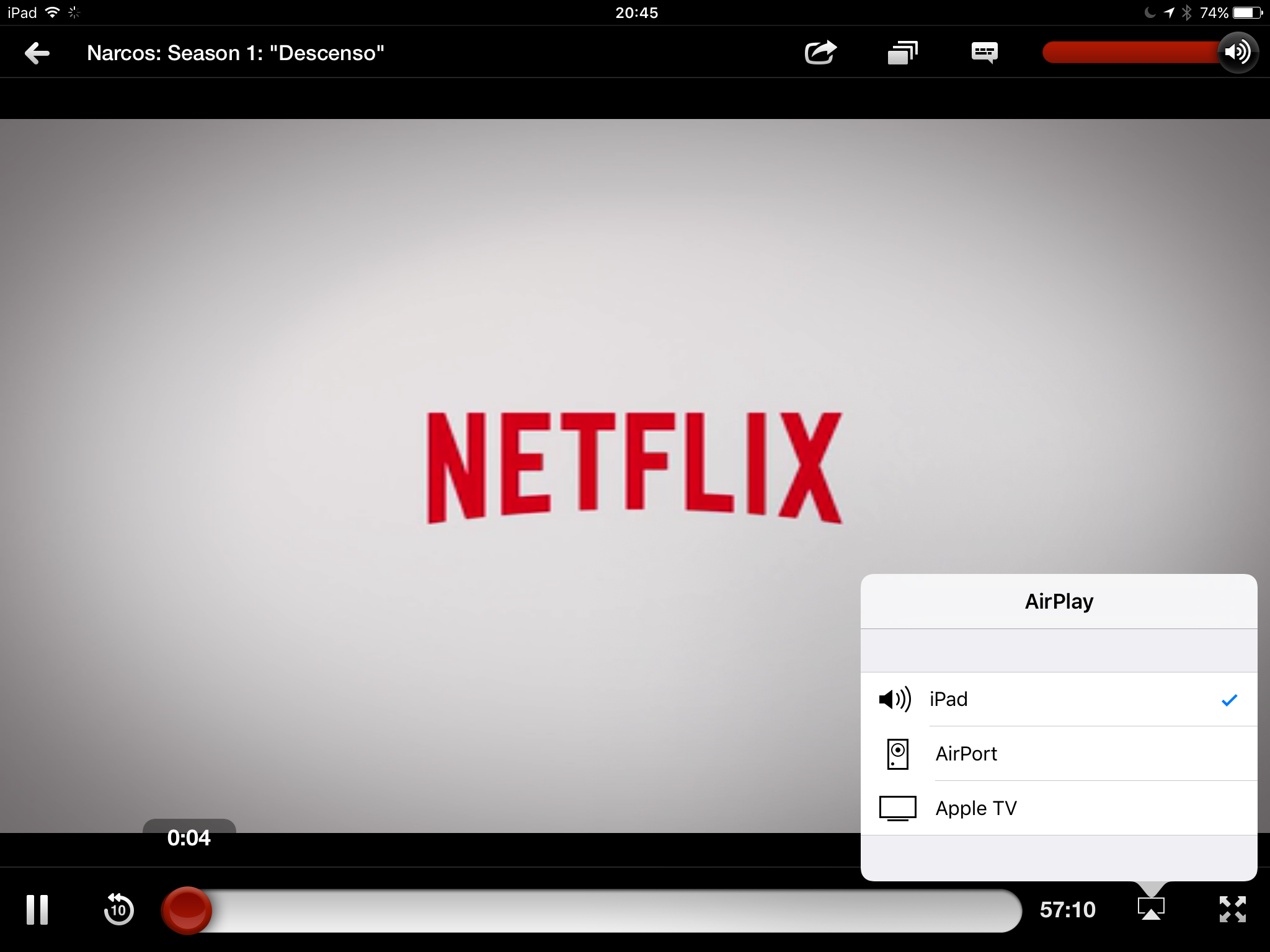 how to download on netflix ipad