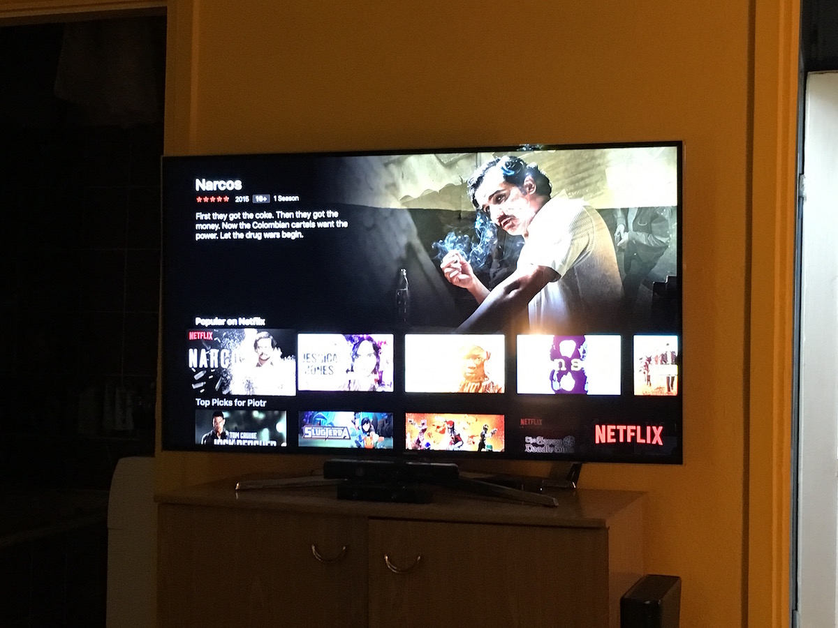 how to find netflix on samsung smart tv