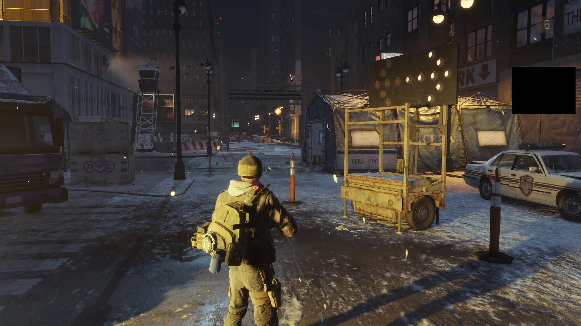 The Division Hell S Kitchen Subway Underpass