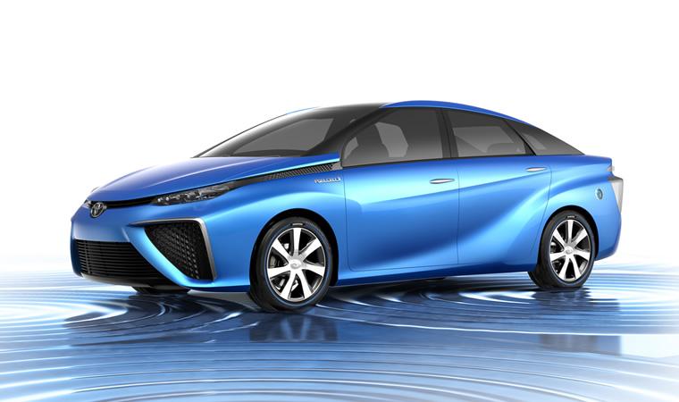 Koncepcyjna Toyota FCV