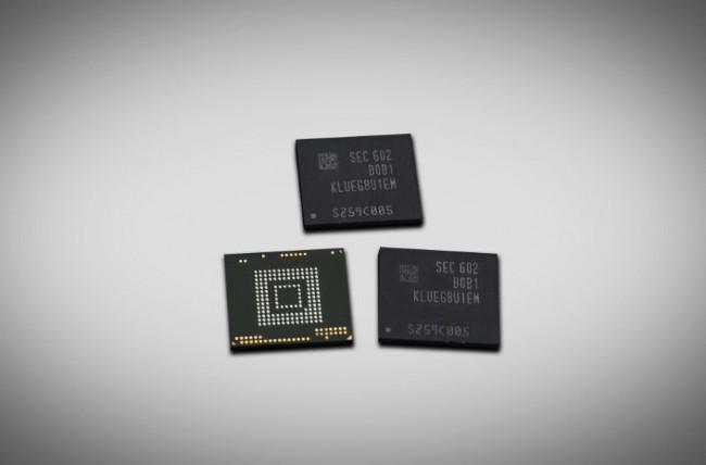 Samsung stworzył pamięci do smartfonów o pojemności 256 GB. Tyle może mieć jej iPhone 7.