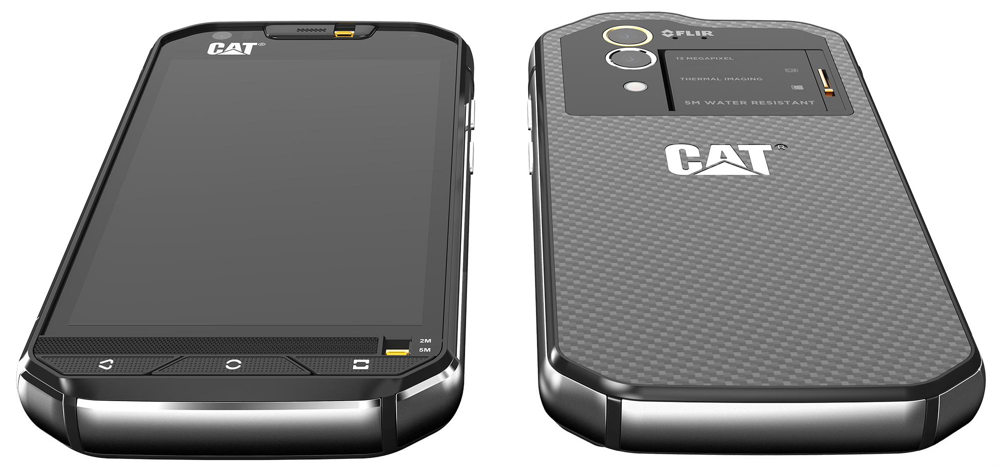 aliexpress wielka wyprzedaż dobrze out x CAT S60 to smartfon z kamerą termowizyjną, o którym marzy ...