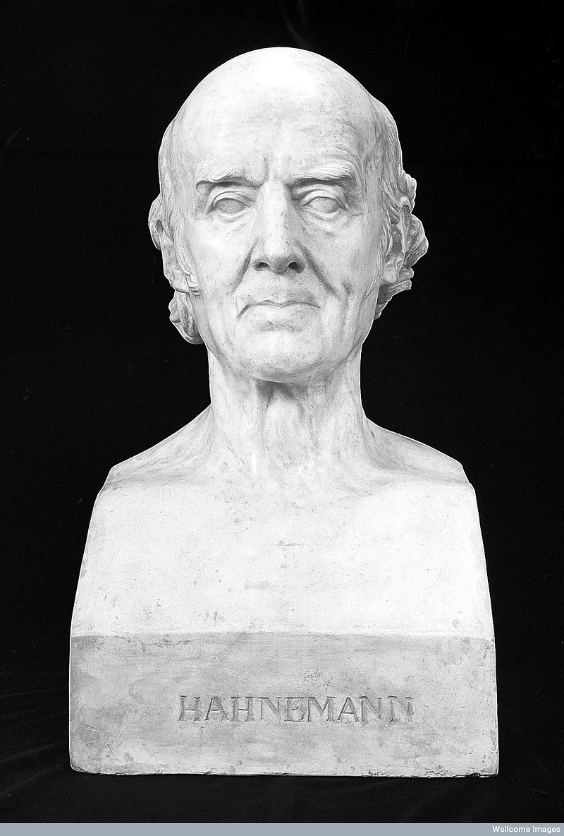 Twórca homeopatii Samuel Hahnemann