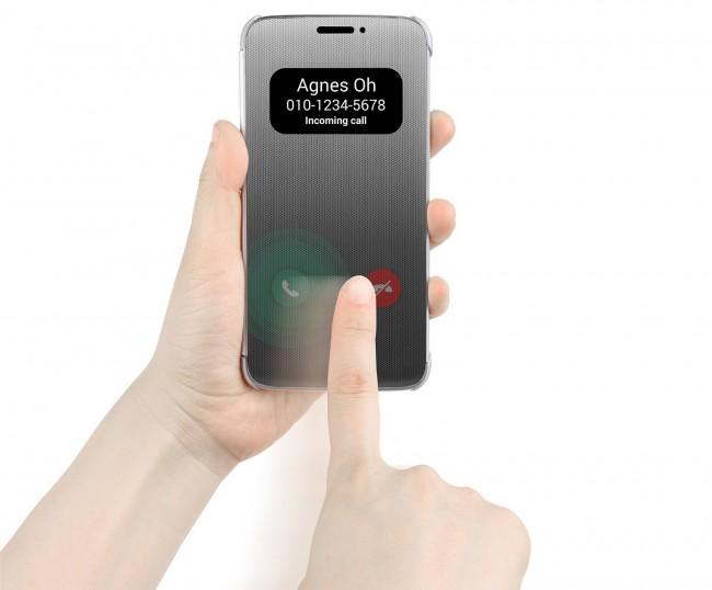 Etui Quick Cover LG G5