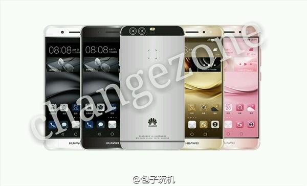 Huawei P9 będzie miał dwie kamery