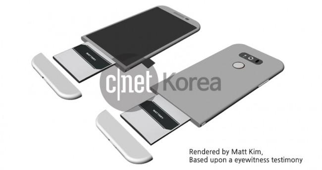LG G5 będzie miał wymienne moduły. Poznaliśmy dwa z nich.