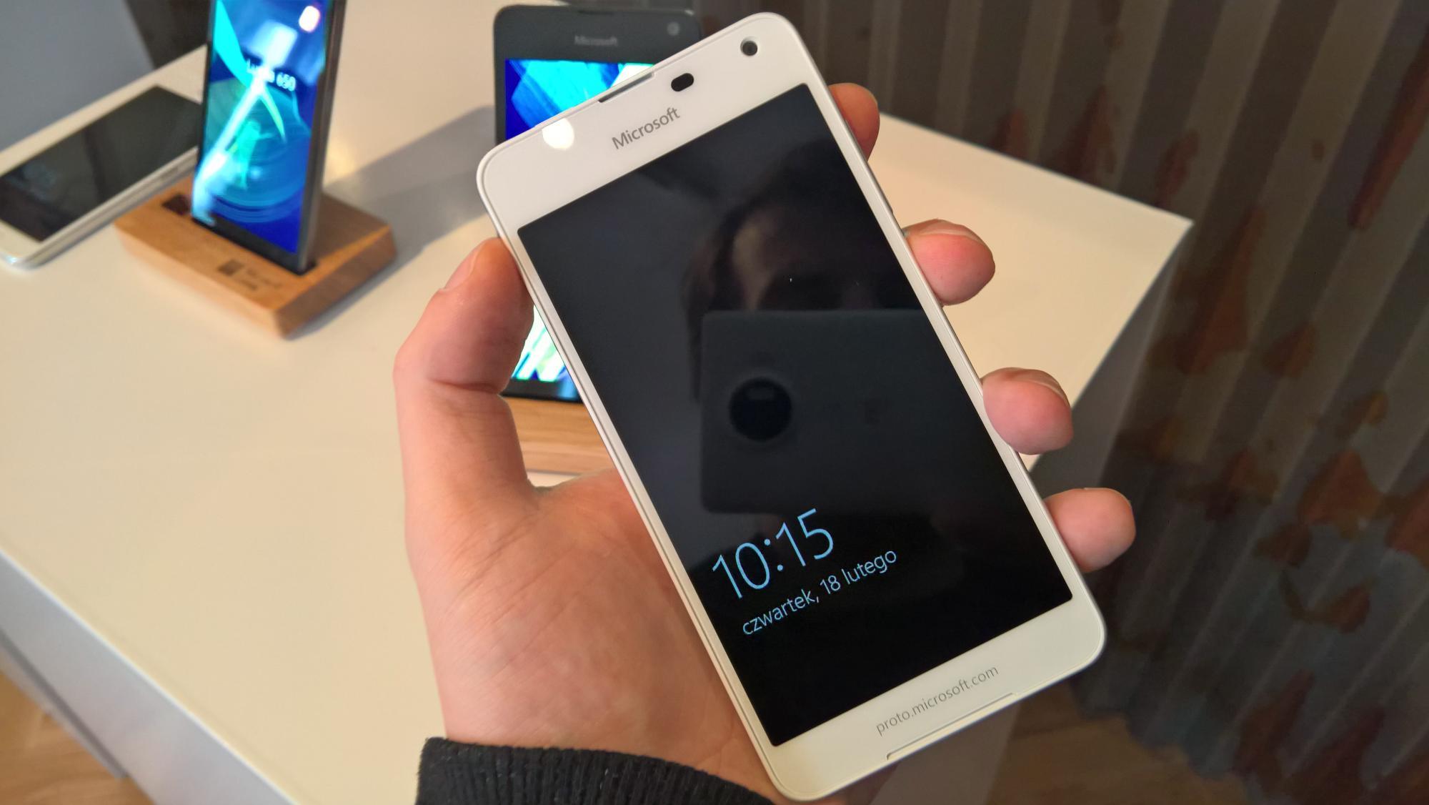 Lumia 650 w Polsce - znamy ceny