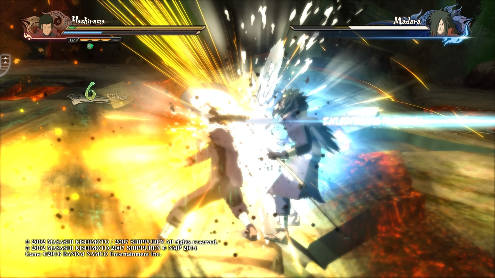 Recenzja Naruto Shippuden: Ultimate Ninja Storm 4