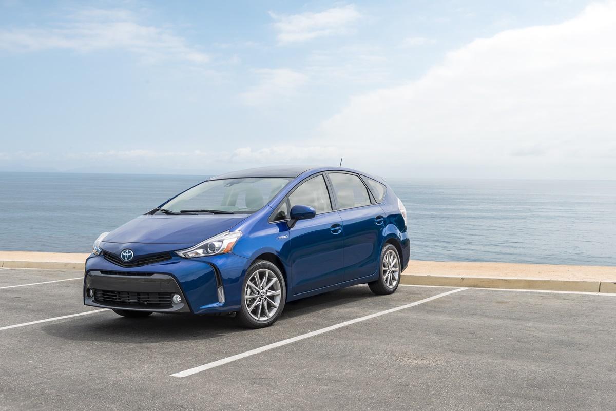 Toyota Prius Plus to hybryda dla rodziny