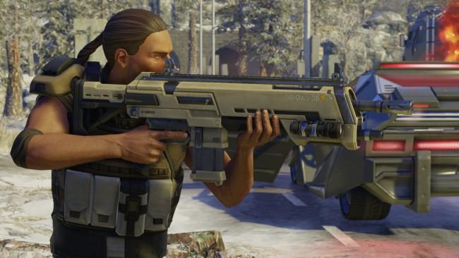 XCOM 2 podstawowa broń
