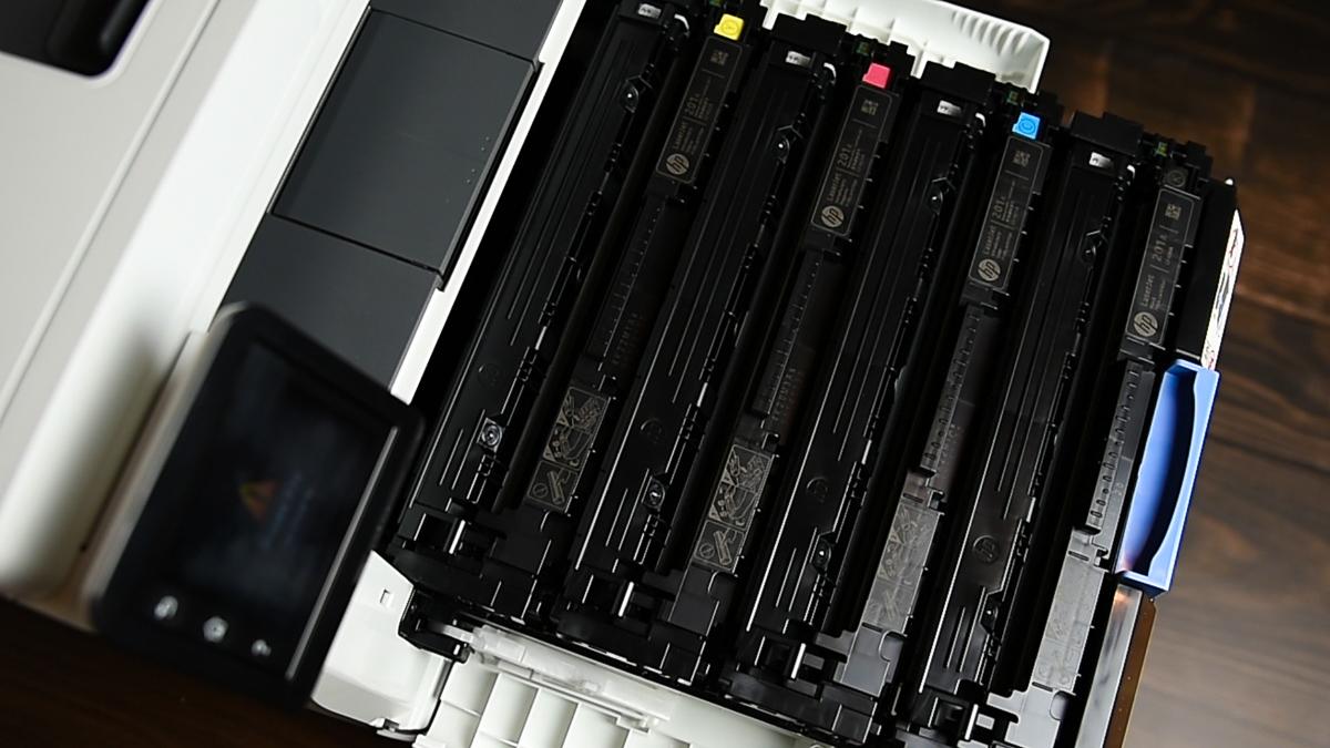 Drukarka laserowa HP Color LaserJet Pro M277n