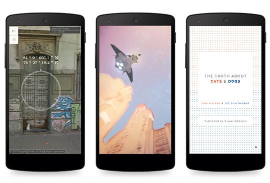 Nowe Książki Google wykorzystują nowe technologie.