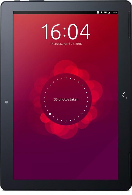 Tablet konwertowalny z Ubuntu
