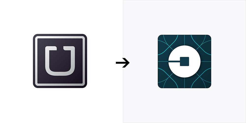 Uber ma nowe logo