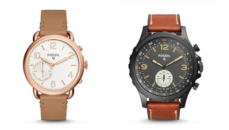Fossil q to nowe, inteligentne zegarki.