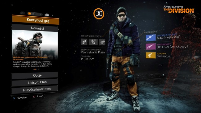 The Division (105)