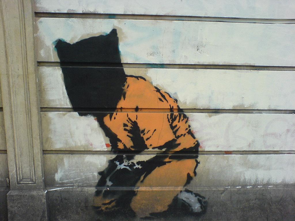 Banksy - znamy jego tożsamość